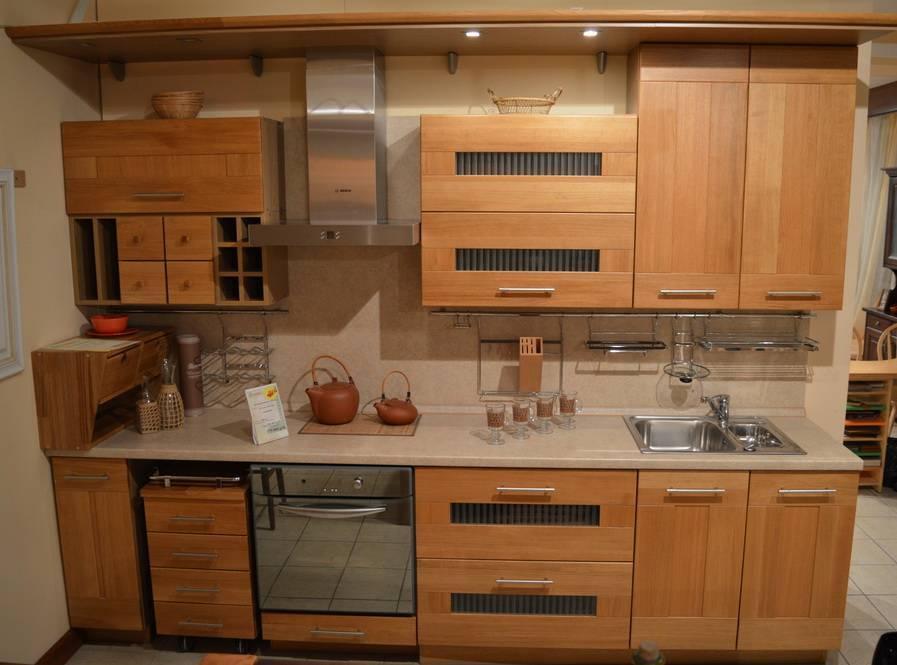 Распродажа выставочных образцов кухонных гарнитуров в новосибирске