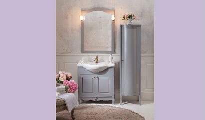 купить мебель для ванной комнаты из массива дерева