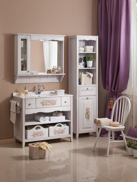 Ванная комната «Виолетта» - купить в Санкт-Петербурге | магазин «Экомебель»: фото, цена